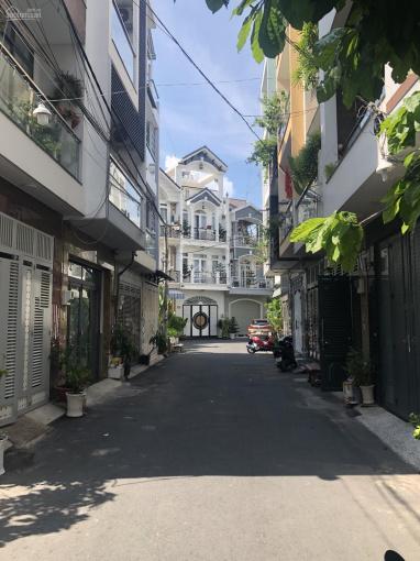 HXH Đào Duy Anh, phường 9, Phú Nhuận. DT: 4x15m, trệt 3 lầu, giá bán 10.5 tỷ