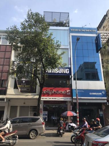 Bán gấp nhà mặt tiền Nguyễn Trãi, Quận 1. Diện tích 4,1x19m 1 trệt 4 lầu LH: 0901892779 ảnh 0