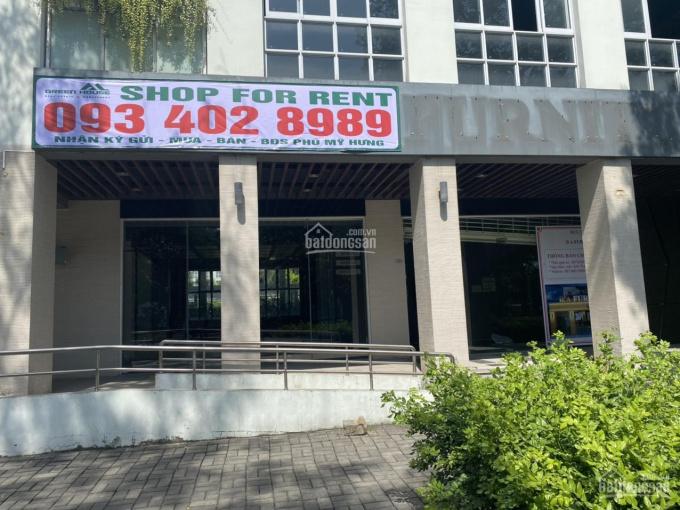 Shop kinh doanh Phú Mỹ Hưng Q7, diện tích 281m2 làm showroom, công ty, phòng khám, LH: 0934028989 ảnh 0