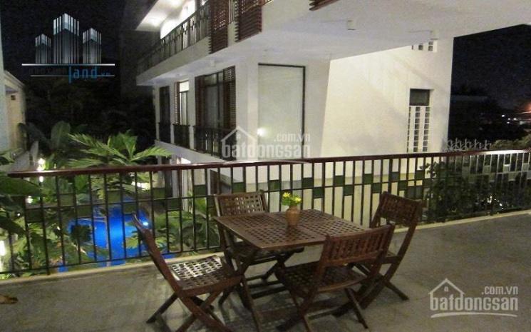Bán căn hộ dịch vụ trung tâm Quốc Hương, Thảo Điền. DT 11x25m ở + cho thuê khoán 120tr/th giá 35 tỷ ảnh 0