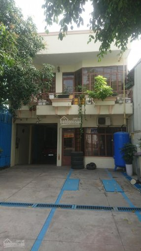 Chính chủ cần bán nhà mặt tiền đường Võ Văn Vân 1 trệt + 1 lầu, diện tích 230m2 sổ hồng riêng ảnh 0
