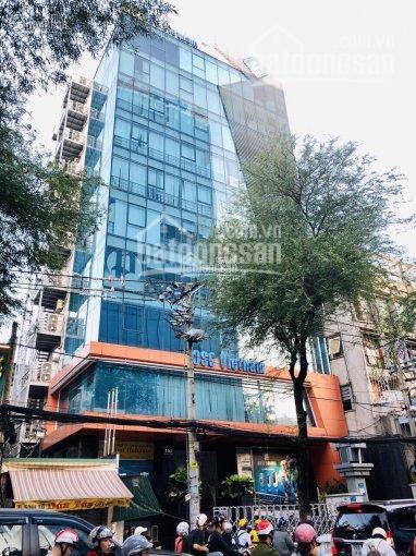 Bán tòa nhà góc 2 mặt tiền Nguyễn Huy Tưởng, P. 6, Quận Bình Thạnh, DT 12x19m, hầm 7 lầu, giá 70 tỷ ảnh 0