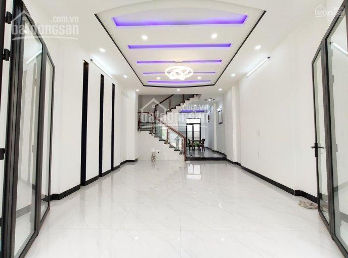 Hot! Bán nhà mặt tiền Phú Thuận kinh doanh sầm uất giá rẻ 14,5 tỷ ảnh 0