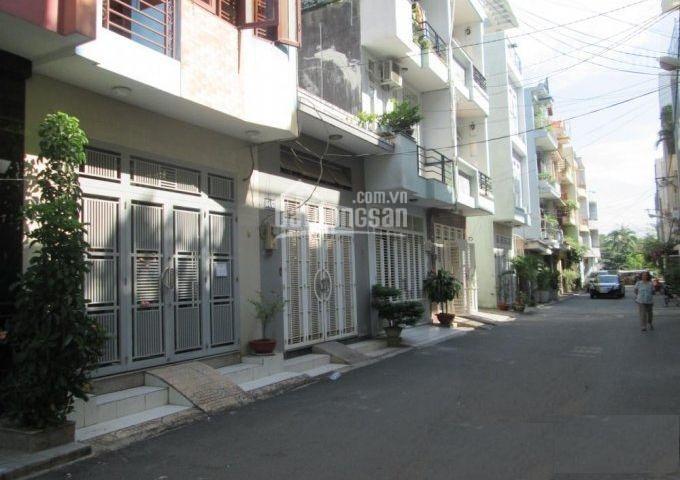 Nhà cho thuê 1 trệt 2 lầu, SD 120m2 hẻm xe tải Hoàng Văn Thụ, P2, Tân Bình ảnh 0