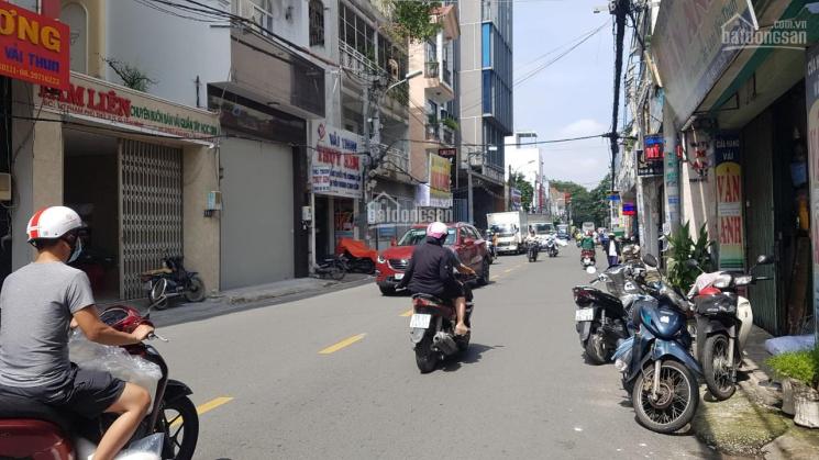 Nhà thuê nguyên căn đường Phạm Phú Thứ, phường 11 Tân Bình, DT 4.5x25m, mặt tiền 3 lầu, vỉa hè rộng ảnh 0