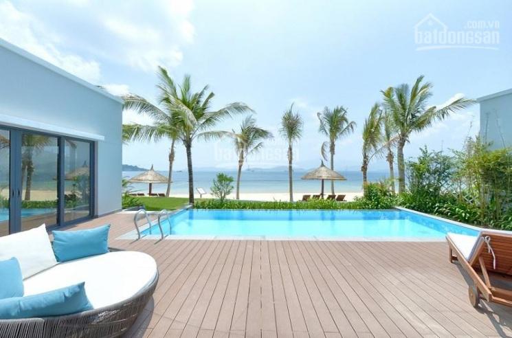 Tôi cần bán cắt lỗ 5 tỷ căn biệt thự Vinpearl Nha Trang, 15 tỷ, giáp biển view đẹp thoáng ảnh 0