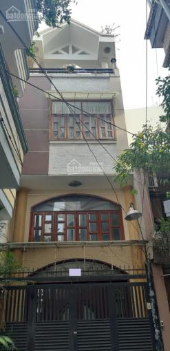 Cho thuê nhà hẻm Phạm Ngũ Lão, phường 4, Gò Vấp, 4 x 9m, nở hậu 7m, 1 trệt + 1 lửng, 3 lầu ảnh 0