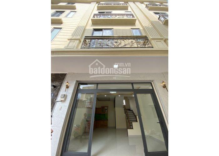 Cho thuê nguyên căn Nguyễn Thị Minh Khai Q.1 4 tầng 4 phòng 4 WC spa, shop, VP, ở, nail, 17tr ảnh 0