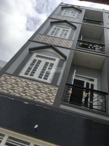 Bán nhà xe hơi đỗ cửa và quay đầu, rẻ nhất Q4, đường Khánh Hội, DT 28m2 giá 4,65 tỷ ảnh 0