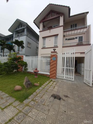 Biệt thự nhà vườn Mê Linh, Dương Kinh 180m2, 3 tầng 4 pn khép kín gara ô tô chỉ 6xx tỷ ảnh 0