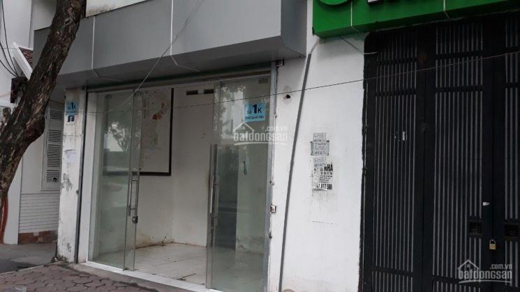 Cho thuê cửa hàng nguyên căn, DT 30m2, MT 5m, mặt phố Trần Quang Diệu, Đống Đa, 12.500.000 đ/th ảnh 0