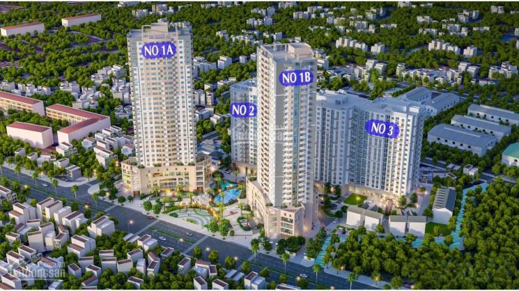 Mở bán tòa N01B chung cư bộ quốc phòng K35 Tân Mai - CĐT ban 98 Bộ Quốc Phòng ảnh 0