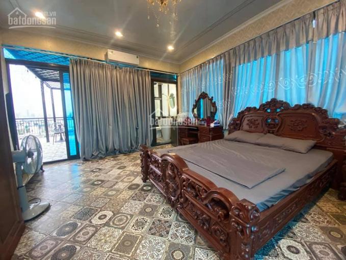 Mặt phố Yên Phụ view hồ Tây mặt tiền 8m 9 tầng 109m2, giá 27.5 tỷ