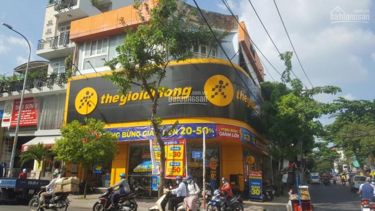 Cho thuê căn góc 2 mặt tiền Gò Dầu và Cầu Xéo,Tân Phú 12mx18m trệt 2 lầu giá 120tr 0932099978 ảnh 0