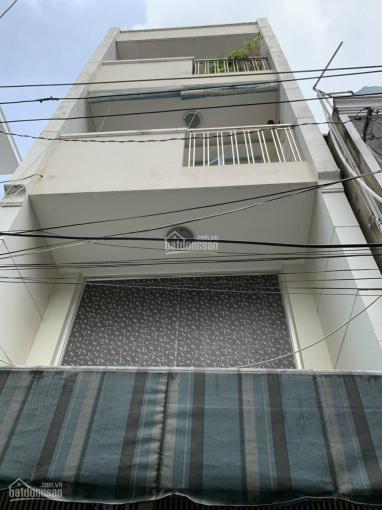 Cần bán nhà đường Đô Đốc Lộc, quận Tân Phú, diện tích 33m2, nhà 3 tấm, giá 3tỷ950, LH 0906769193 ảnh 0