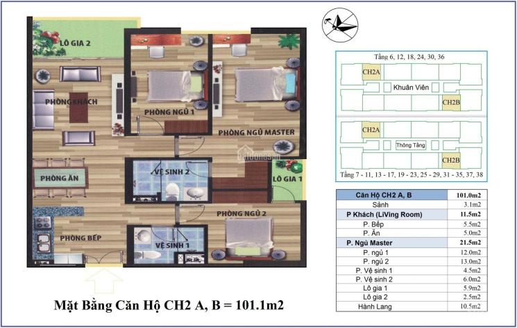 Bán cắt lỗ CC CT4 Vimeco, Nguyễn Chánh DT 101, 123, 141, 148(m2) giá từ 35tr/m2. LH PDA 0904897255 ảnh 0