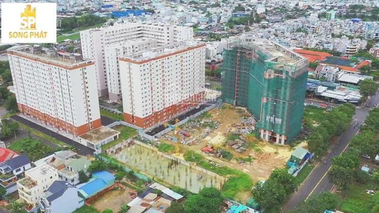 Bán căn hộ Green Town Bình Tân ở ngay giá rẻ cư dân bán, DT 49 - 51 - 53 - 63 - 68 - 70 - 72 - 91m2 ảnh 0