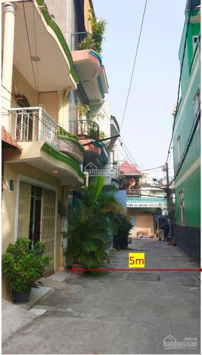 Chính chủ cho thuê nhà 1 trệt, 1 lầu 42.9m2 đường số 2, p. 3, Gò Vấp ảnh 0