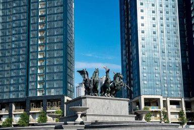 Bán căn S4 tầng cao Sunshine City 3PN view nội khu 90m2, 3.48 tỷ bao phí, LH xem căn 0983918483 ảnh 0