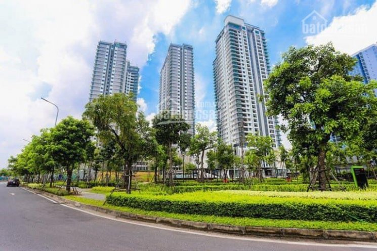 Cần bán căn hộ chung cư 3PN The Zen, KĐT Gamuda Gardens, diện tích 106m2, giá hợp đồng, view KĐT ảnh 0