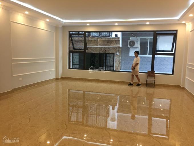 Bán nhà phố Nguyên Hồng lô góc 65m2 MT 5.5m x 5 tầng, kinh doanh sầm uất vị trí cực đẹp giá 18 tỷ ảnh 0