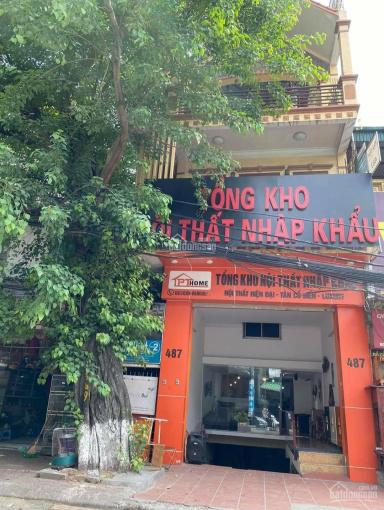 Cho thuê mặt bằng tầng 1 - mặt tiền (thông sàn: 380m2) địa chỉ: 487 Hoàng Hoa Thám, Ba Đình, Hà Nội ảnh 0