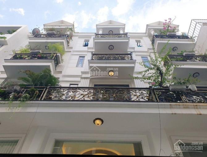 Bán gấp nhà gía rẻ HXH gần mặt tiền Hồng Lĩnh, P15, Q10, trệt + 3 lầu + ST, 7PN, 4WC, gía: 7.2 tỷ ảnh 0