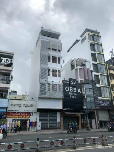 Bán gấp căn nhà mặt tiền Lê Hồng Phong, P1, Quận 10, DT 4.5mx16m nở hậu 6m ảnh 0