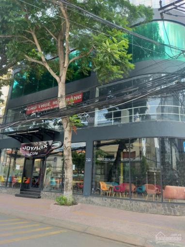 Cho thuê nhà Mạc Đĩnh Chi Q1 - phù hợp KD showroom, cafe, spa. DT: 25x24m hầm 4 tầng giá: 96tr ảnh 0