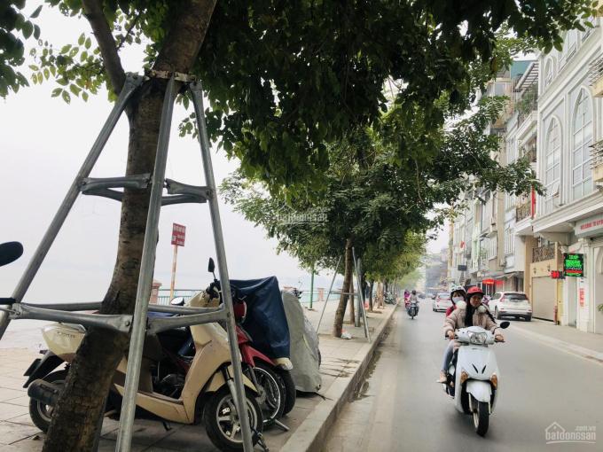 Siêu hiếm 220m2, MT 12m, 5 tầng Yên Hoa, Tây Hồ, phù hợp làm building apartment