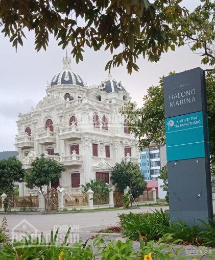 Chính chủ bán 300m2 đất biệt thự Tây Hùng Thắng, mặt phố Hoàng Quốc Việt - Quảng Ninh 0988911588