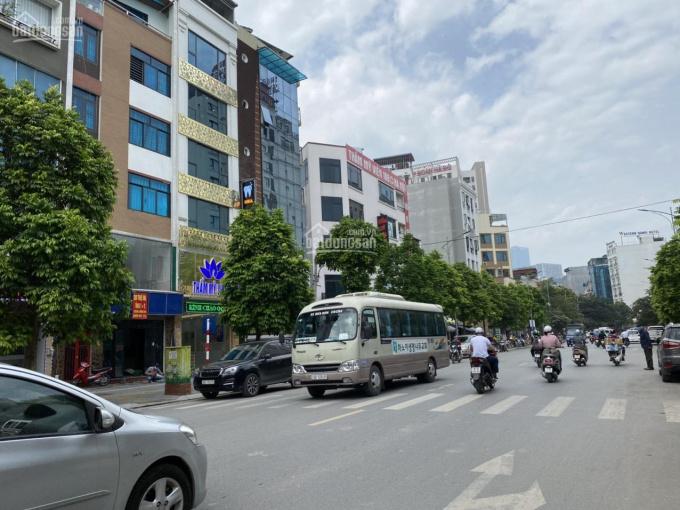 Bán nhà mặt phố Trần Đăng Ninh, DT 50m2 xây 5 tầng, giá 18 tỷ, Kinh doanh đỉnh - LH 0832.108.756 ảnh 0