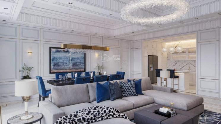 Bán trước tết penthouse - căn góc 3PN 1 sân vườn 301m2, giá 9,5 tỷ view sông Hồng cực phê cạnh Time ảnh 0
