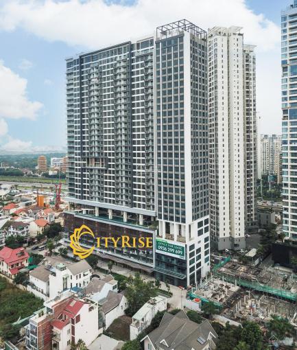Bán 1PN 54,4m2 view trực diện sông, tầng cao, chỉ 3/315 căn, giá 4,9 tỷ. LH: 0908070636 ảnh 0
