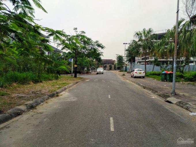 Bán lô đất 400m2 view sông kề góc - tại khu biệt thự Đảo Xanh cầu Trần Thị Lý. LH: 0903690872 ảnh 0