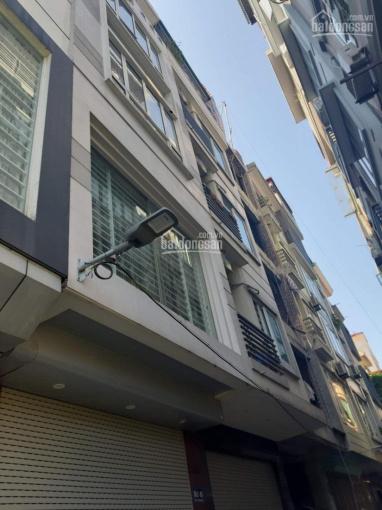 Nhà phân lô ngõ 1 Phạm Tuấn Tài. DT 60m2 xây 5 tầng, ngõ rộng để ô tô, đủ ĐH, NL ảnh 0