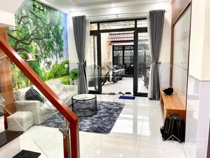 Bán nhà mặt tiền kinh doanh Đường số 4, P11, Gò Vấp, 72m2, 4 tầng siêu đẹp giá 7.5 tỷ. 0985002790 ảnh 0