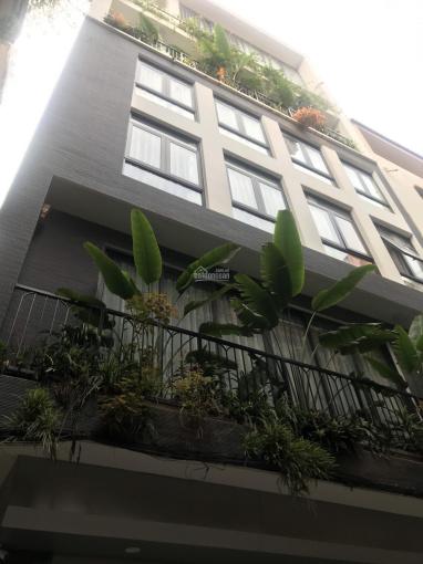 Cho thuê gấp nhà phố Vạn Phúc Vạn Bảo DT 80m2 x 6T MT 5m5 thông sàn toàn bộ đường rộng ôtô giá 35tr ảnh 0