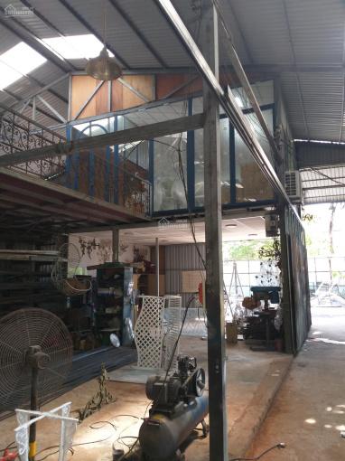 Cho thuê xưởng 2 mặt tiền 90m2 có lửng 17tr/th đường rộng đường 103 TML(Gần UBND Q2), Quận 2