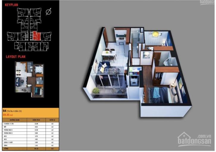 Kẹt tiền bán gấp chung cư mới nhận nhà 1/2021. LH ngay 0934 044 269 ảnh 0