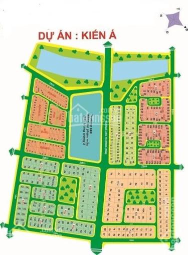 Dự án Kiến Á, Q9, cần bán nhanh nền đất vị trí đẹp, sổ đỏ chính chủ, DT 10x20m, đường 12m ảnh 0