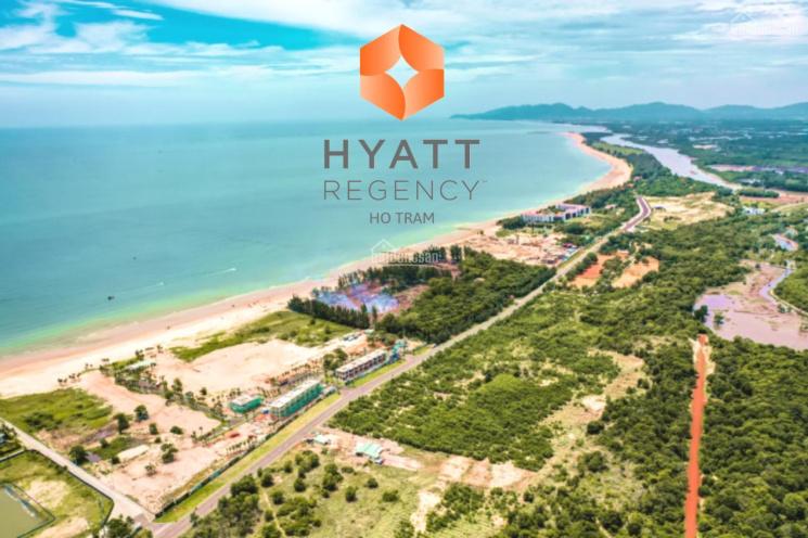 Biệt thự biển 2PN cao cấp 6* Hồ Tràm Strip do Hyatt Hotels (top 3 thế giới) quản lý, full nội thất ảnh 0