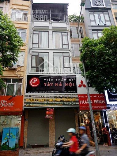 Cho thuê nhà mặt phố Đốc Ngữ, Liễu Giai, Ba Đình 35m2 x 5T, MT 6m ảnh 0