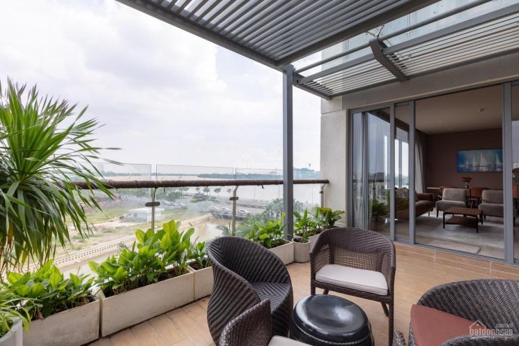 Căn sân vườn 3PN giá cực rẻ tại Đảo Kim Cương - View sông đông nam, full nội thất mới đẹp ảnh 0