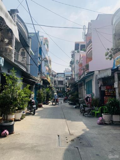 Bán nhà hẻm 8m thông đường Nguyễn Nhữ Lãm, P. Phú Thọ Hòa, 4.7x15m, giá 6.1 tỷ ảnh 0