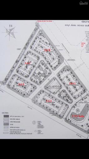 Bán gấp lô đất mặt đường Nguyễn Khuyến Văn Quán, 122m2, MT 6m, đường 50m, 90tr/m2 Mr Đan 0903244899 ảnh 0