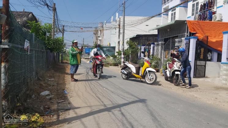 Chính chủ bán nền đất 70m2 thổ cư khu phố Kim Điền Cần Giuộc Long An, giá 800tr/nền sổ hồng riêng ảnh 0