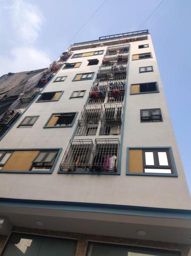 Bán tòa nhà 7 tầng thang máy, 106m2, 23 phòng cho thuê 100tr/tháng ở trung tâm Hà Đông ảnh 0