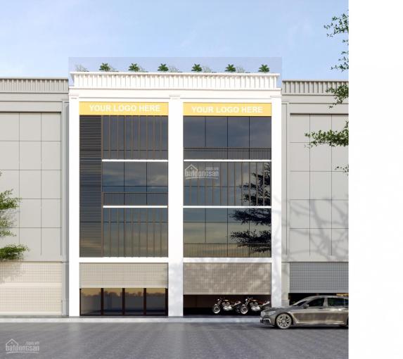 Cho thuê nhà nguyên căn 1000 m2 sàn, 4 tầng mặt đường Hà Huy Tập