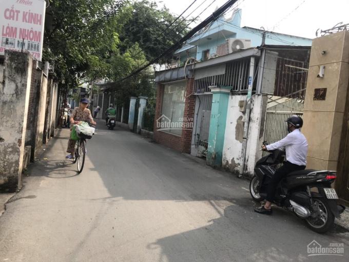 Bán nhà cấp 4 Lê Văn Thọ, P11, DT: 5x23m nở hậu 5.7m DTCN 113m2, giá: 6.8 tỷ ảnh 0